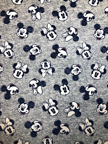 30512 Mickey & Minnie Blue