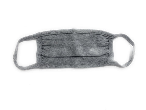 Gray Face Mask (Summer Collection) Value Mask