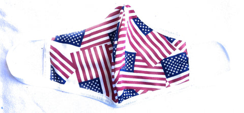 American Flag Print USA (Summer Collection)