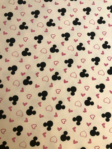 1903 Mickey with Hearts