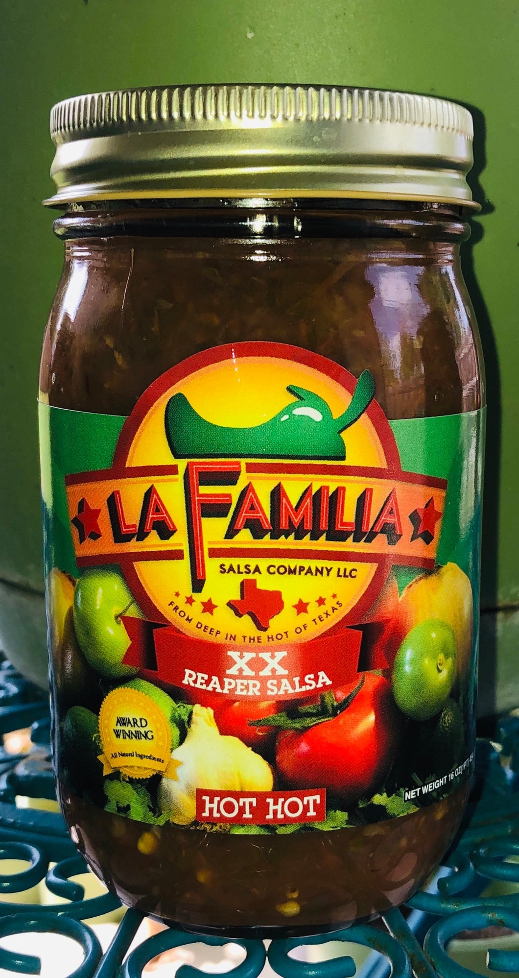 XX Red Reaper Salsa