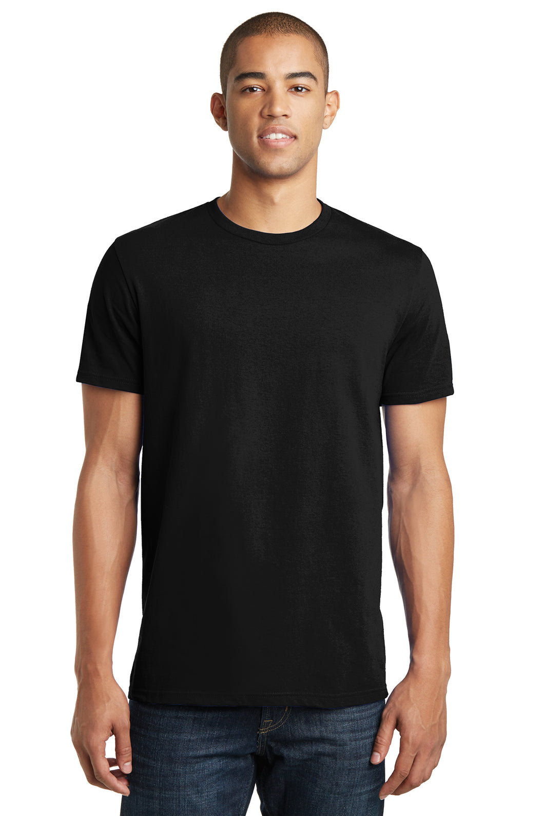 District ® The Concert Tee ® DT5000 (XS, S, M, L)