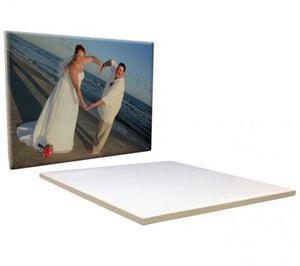 "Ceramic Sublimation Photo Tile - 8"" x 12"" - 24/case"
