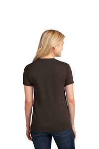 Port & Company® Ladies Core Cotton Tee LPC54 (XXL, 3XL, 4XL)