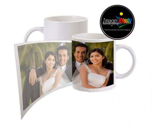 Image Right Mug-Sized Sublimation Printing Transfer Paper