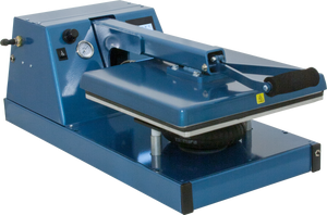"N-680 Clamshell Press - Air-operated - 15"" x 15"""