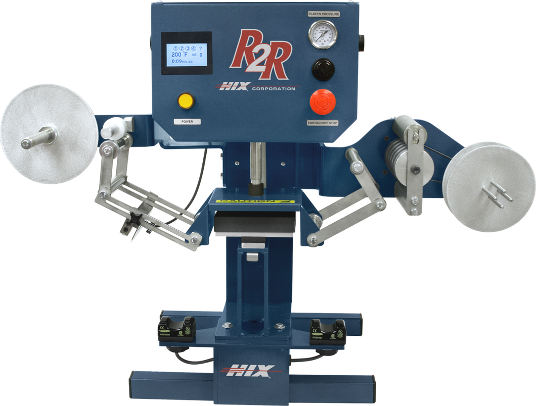 HIX R2R Air-operated Roll Press