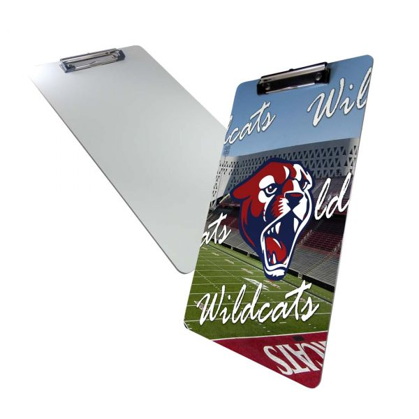 Sublimation Two Sided Dry-Erase Clipboard with Flat Clip - 9