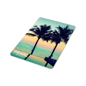 "Aluminum Sublimation Magnet with Rounded Corners - 2"" x 3"""