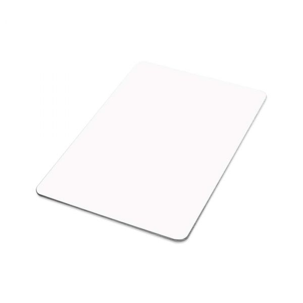 Aluminum Sublimation Magnet with Rounded Corners - 2