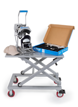 Load image into Gallery viewer, HOTRONIX - HEAT PRINTING EQUIPMENT CART