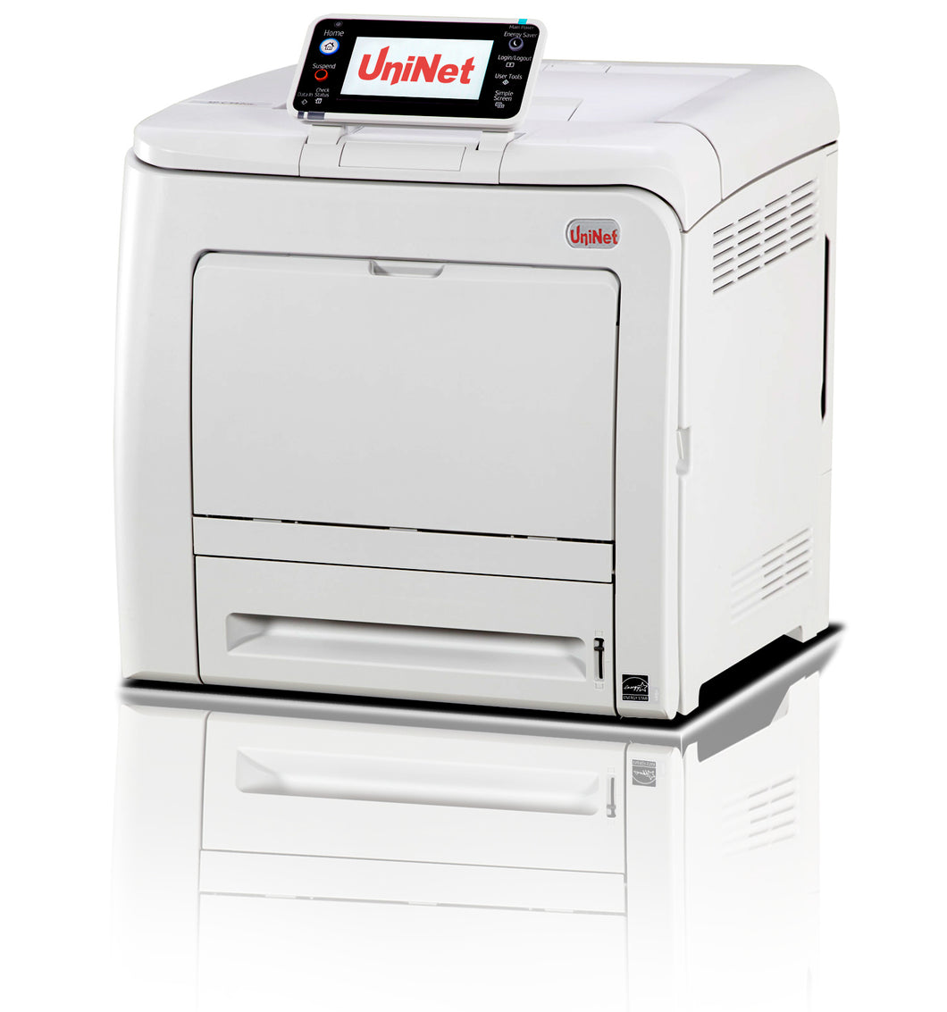 UniNet IColor 550 White Toner Printer with ProRIP Software