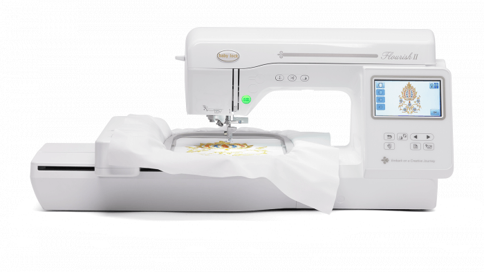 Babylock Flourish 2 Embroidery Machine