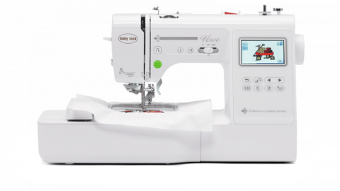Babylock VERVE BLMVR Embroidery Machine
