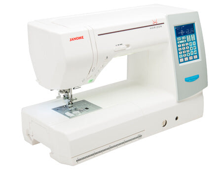Janome 8200QCP Sewing Machine