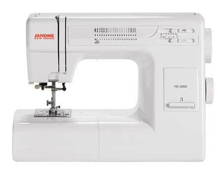 Janome HD-3000 Sewing Machine