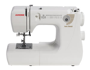 Janome Jem Gold 660 Sewing Machine