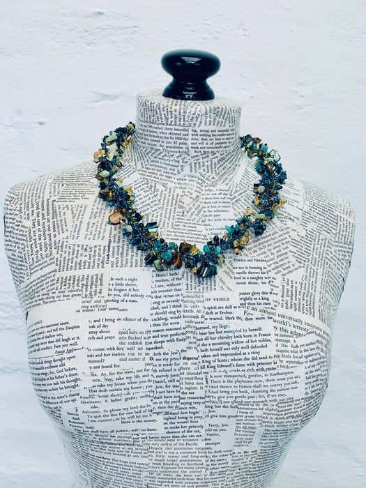 Juniper Necklace - Turquoise