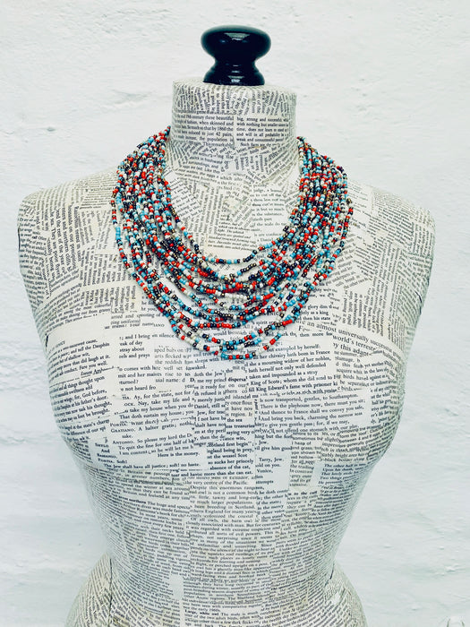 Odessa Necklace - Multi