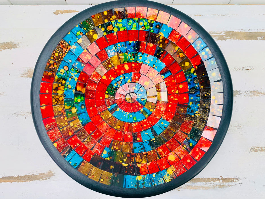 Mosaic Bowl - Galaxy