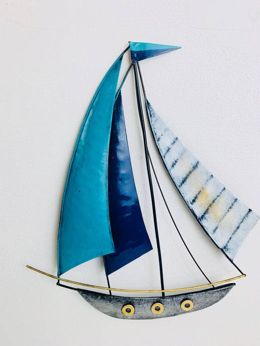 Little Sailing Boat