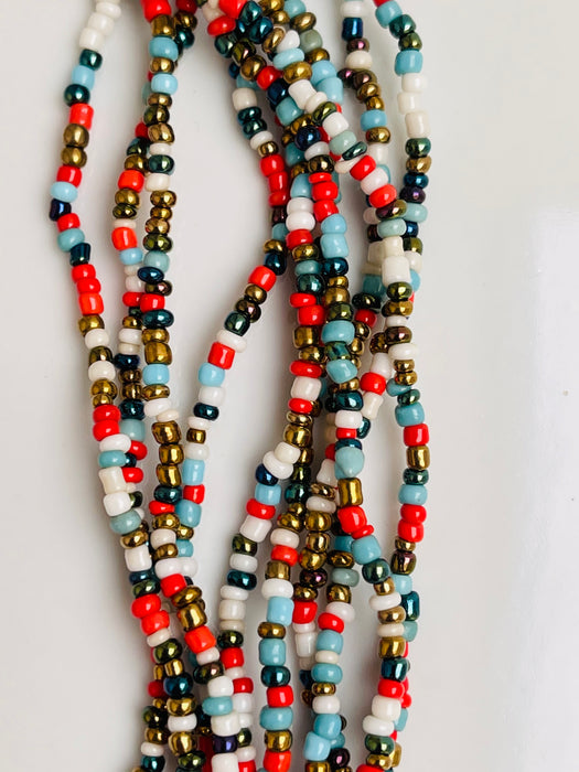 Florence Necklace - Multi