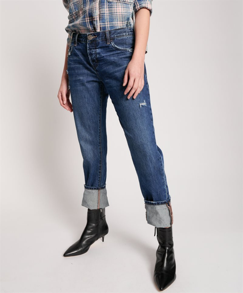 Awesome Baggies Straight Leg Jeans - Dakota