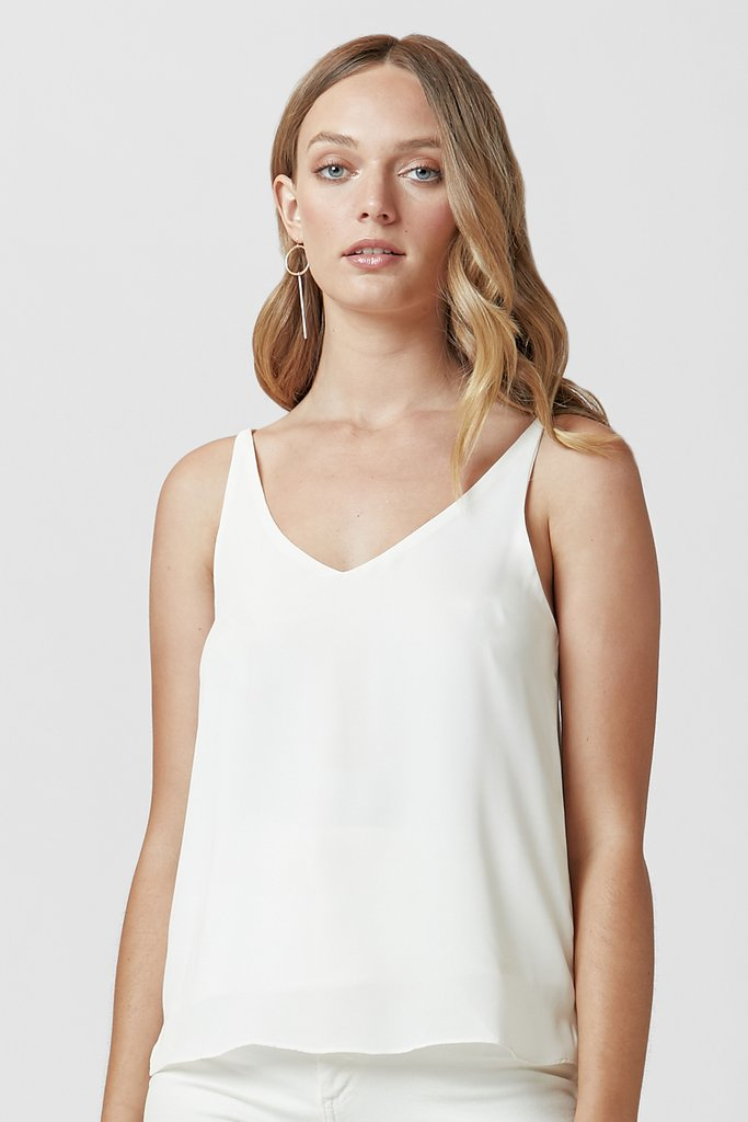 The Bare Cami - Ivory - et seq fashion