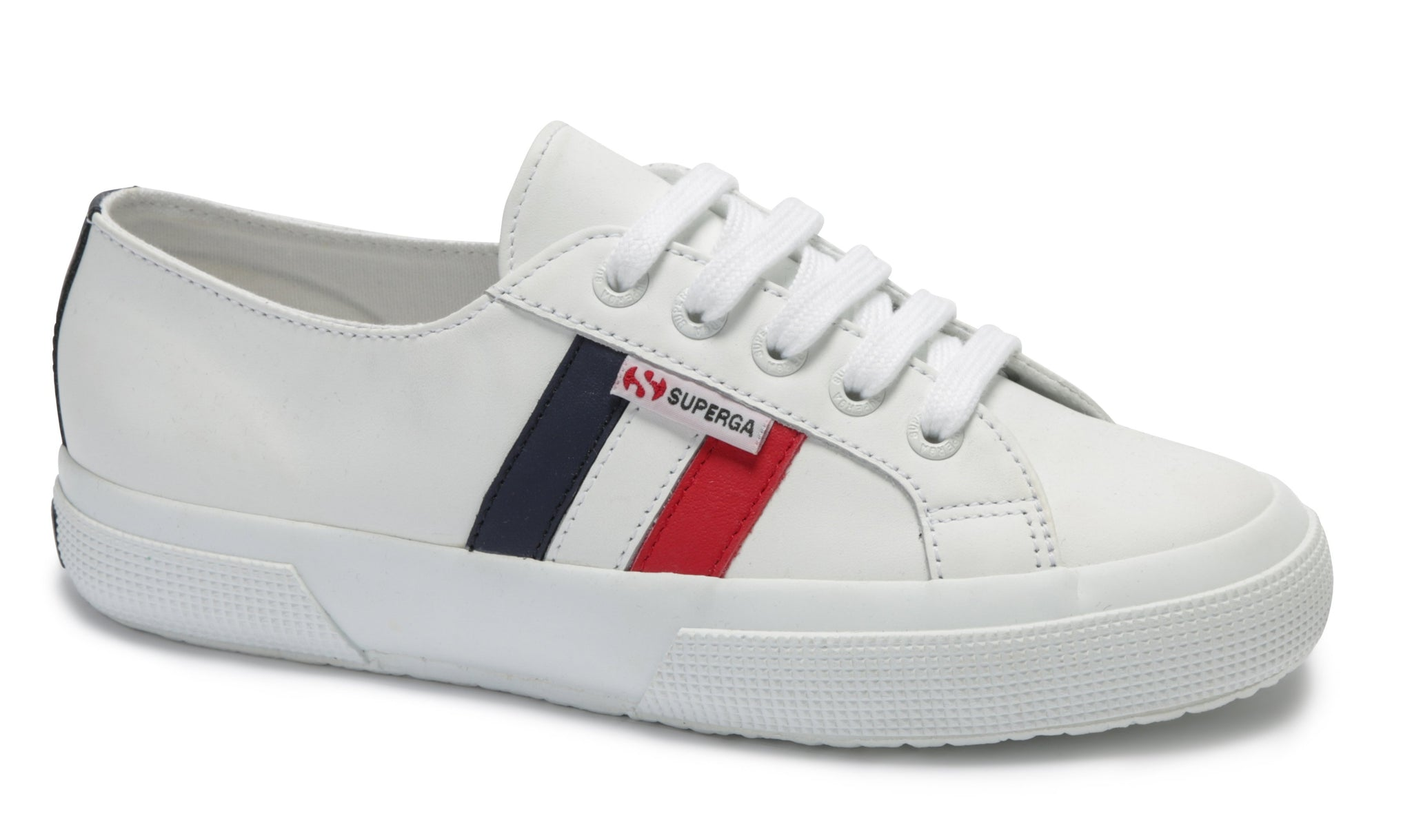 Classic - 2750-Leannappau Flagside- White French Flag - et seq fashion