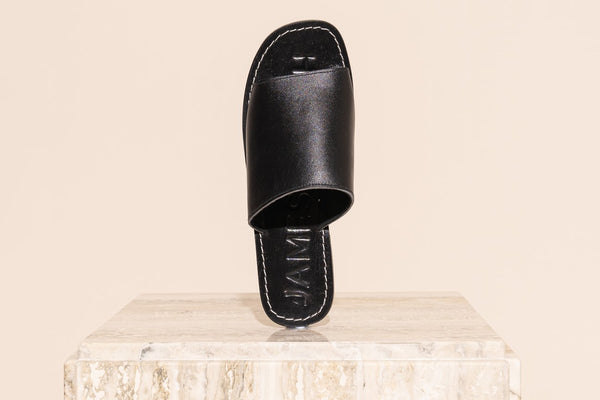 Off Duty Elevate Slides - Black