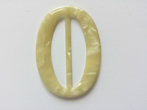 Celluloid buckle - Accessories Of Old