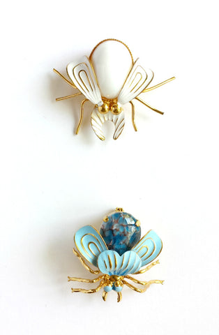 Bug brooch - Accessories Of Old