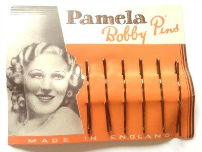 Vintage bobby clips - Accessories Of Old