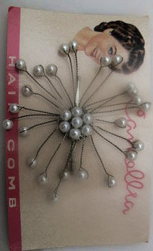 Beaded hair ornament - SORRY THIS IS SOLD OUT - Accessories Of Old