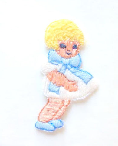 1950s baby doll motif - Accessories Of Old