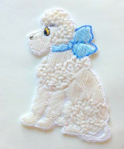 1950's Swiss made poodle Motif - Accessories Of Old