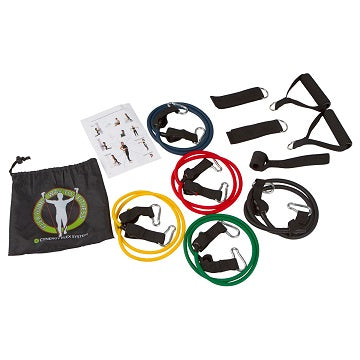 Cynergy Fitness Stretch Bands Kit