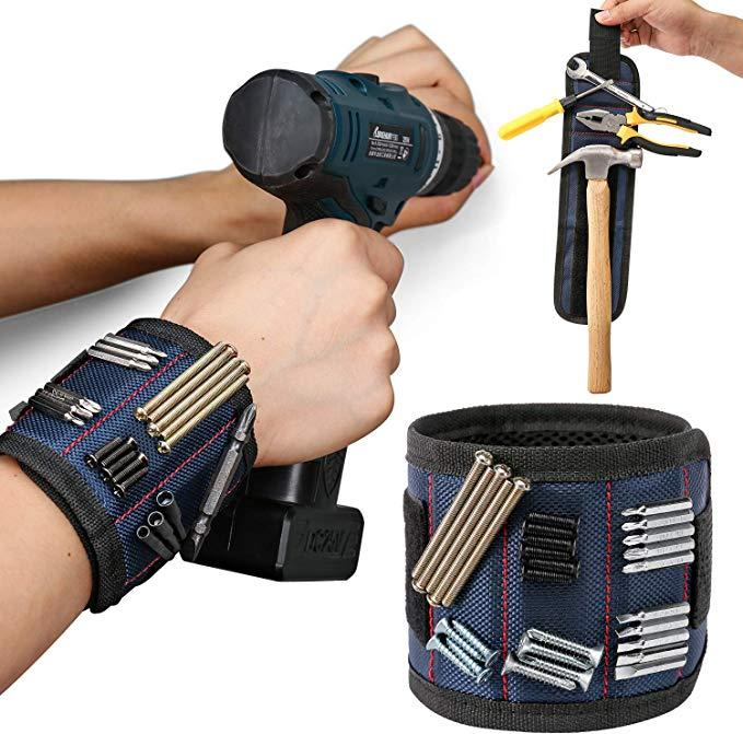 Magnetic Wristband Hand Wraps