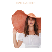 Load image into Gallery viewer, Portofino Hat, Coral