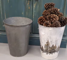 Load image into Gallery viewer, (2nd Class) Maple Syrup sap bucket Workshop  Nov 21, 2020 5:30-8:00pm