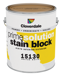 Prime Solution I/E Alkyd Stain Blocking Primer