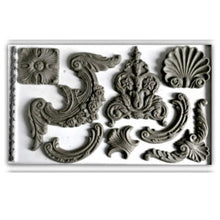 "Load image into Gallery viewer, ""CLASSIC ELEMENTS"" IOD DECOR MOULD 6"" X 10"""