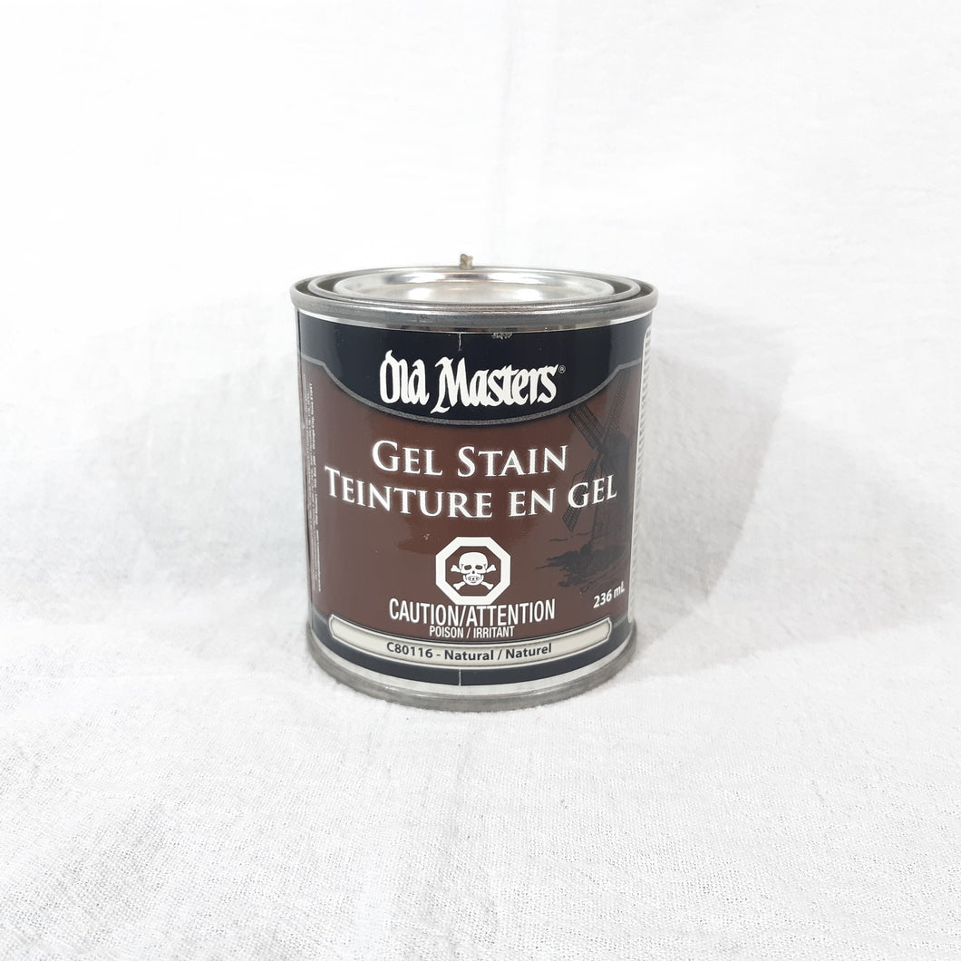 Natural Gel Stain