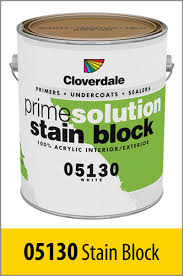 Prime Solution Int/Ext. Latex Stain Blocking Primer