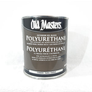 Old Masters Polyurethane - Satin 946mL