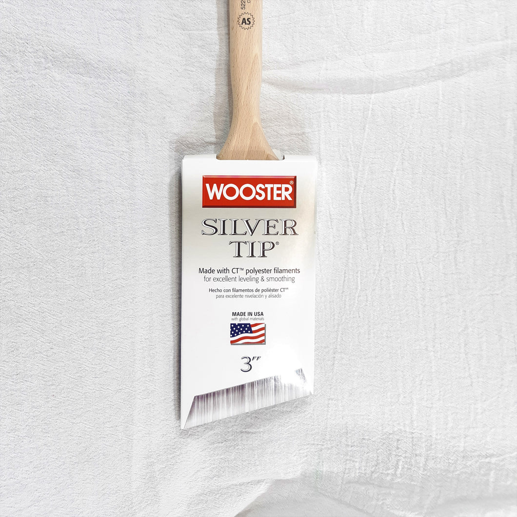 Wooster Silver Tip 3