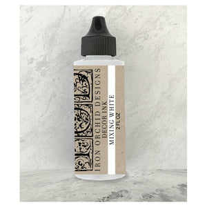Mixing White IOD Decor Ink 2 fl oz