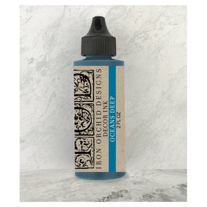 Ocean's Deep IOD Decor Ink 2 fl oz