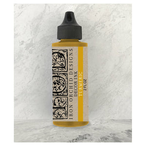 Turmeric IOD Decor Ink 2 fl oz
