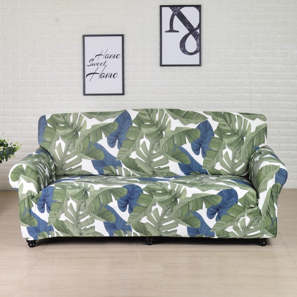 Printed Stretch Sofa Slipcover | 1-4 Seats